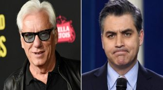 James Woods With Awesome Comments on Sarah Sanders Owning Jim Acosta