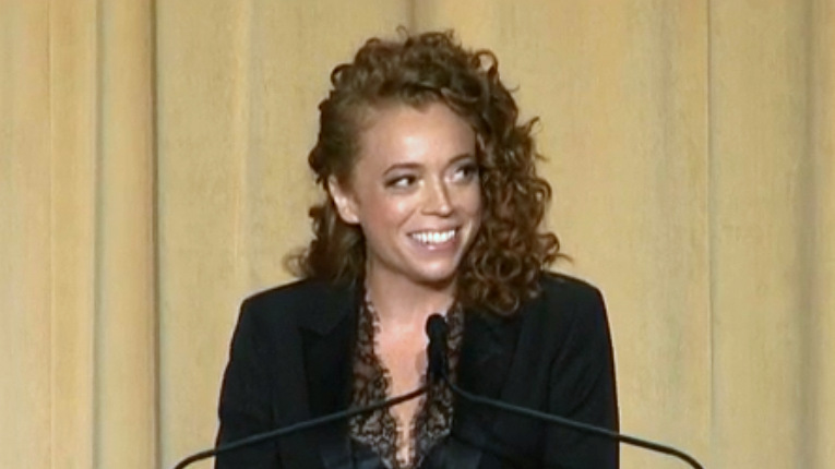 Michelle Wolf's Show Cancelled By Netflix