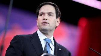Marco Rubio Flips the Script on Obama