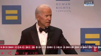 Joe Biden Describes Trump Supporters