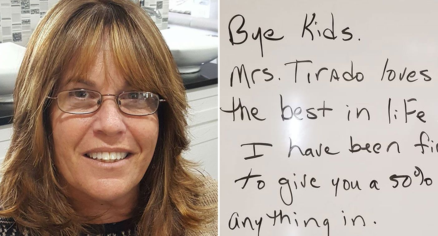 Florida Teacher Fired Refusing to Give Students Credit