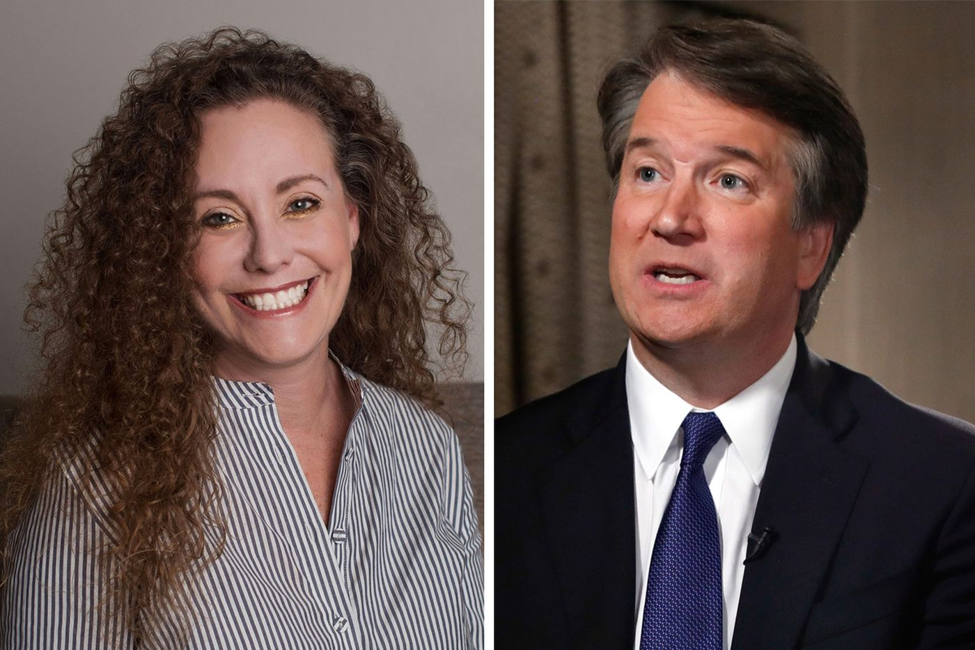 New Kavanaugh Accuser Makes 'Gang Rape' Accusations