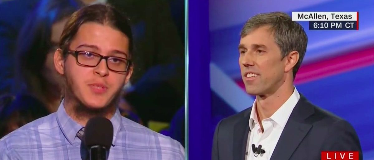 Beto Forced To Answer If He's An 'Irish Guy Pretending To Be Hispanic'