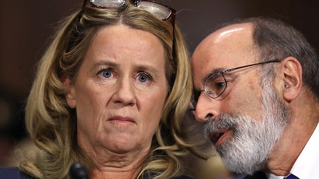 Christine Ford Blasey Published Self-Hypnosis Article