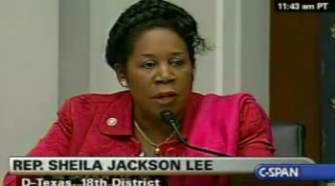 Congresswoman Claims Hurricanes Are Racist