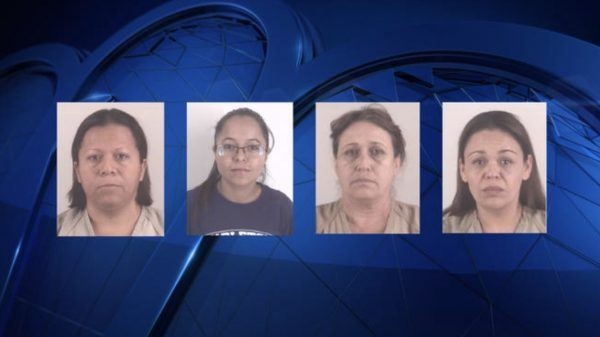 Four Texas Women Facing Felony Charges For Participating in Voter Fraud Ring