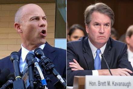 NBC Refused to Report, Brett Kavanaugh, Michael Avenatti