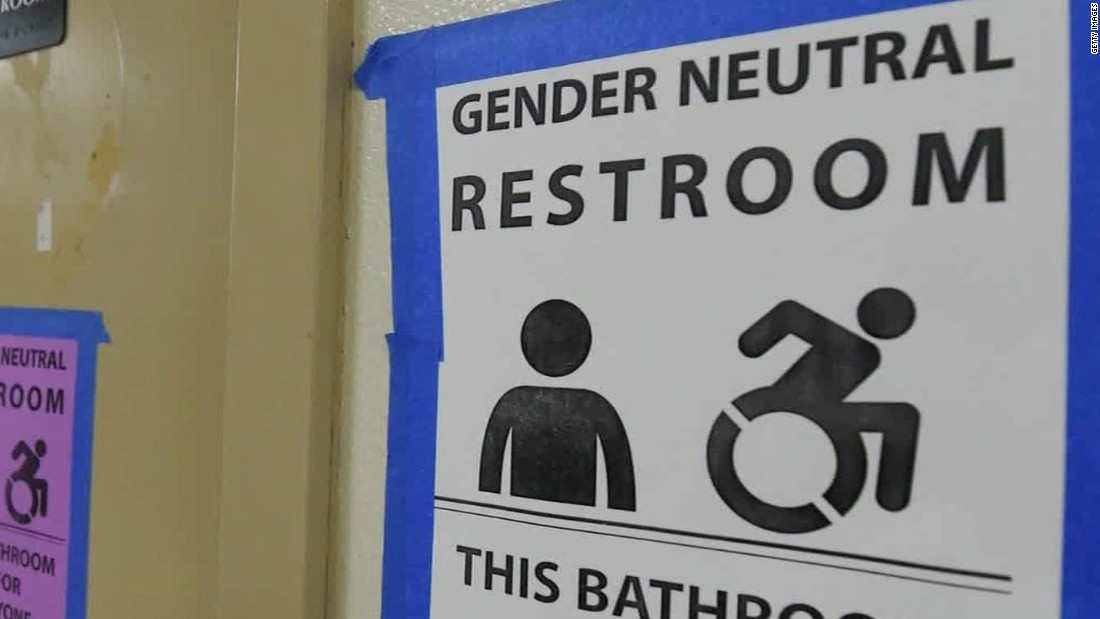 Obama's Transgender Bathroom Policy