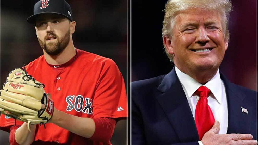 Red Sox Relief Pitcher Likes 'Everything' About Trump, Heath Hembree