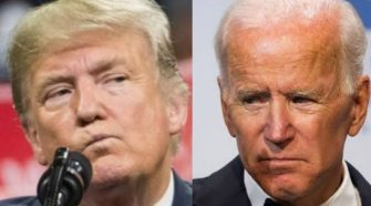 President Trump on Fighting Biden