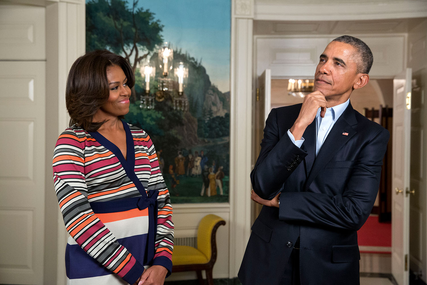Barack and Michele Obama Announce Anti-Trump Netflix Series