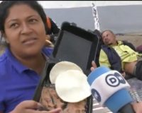 WATCH: Honduran Migrant Complains About Free Meals Mexico Provided – 'Pig Food'