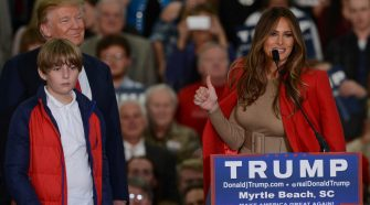 Melania Trump Publicly Calls For Firing of Top Security Aide