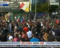 WATCH: Mexican Protesters Scream at Illegal Immigrants – Turns Out No One Likes Being Invaded