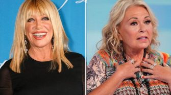 Suzanne Somers Risks It All to Defend Roseanne
