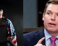 Democrat Eric Swalwell Calls for Confiscation of Semi-Automatic Weapons, Says Government Can Nuke Resistors