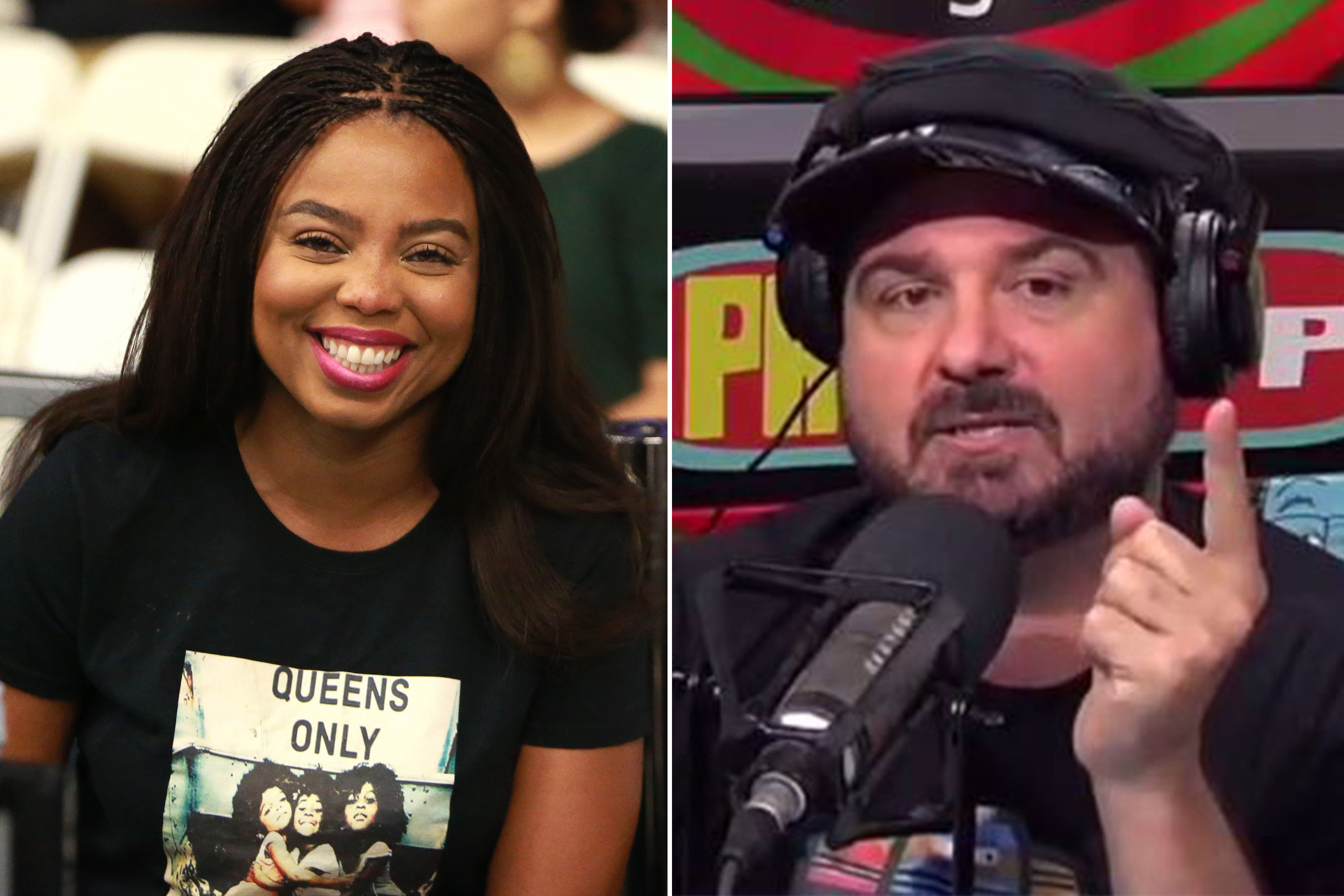 Former ESPN Star Jemele Hill Doesn't Back Down
