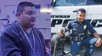 Illegal Alien Shoots and Kills Legal Immigrant Police Officer