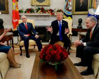 WATCH: President Trump and Chuck Schumer Battle Face-to-Face Over Border Wall Funding