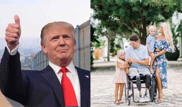 Trump Border Wall GoFundMe Surpasses $10 Million in 4 Days After Brian Kolfage Goes on Fox News