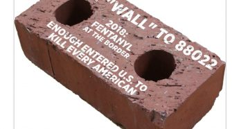 You Can Now 'Send a Brick' to Pelosi or Schumer