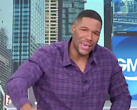 Michael Strahan Makes Everything About Him – Invites Clemson for Lobster Dinner