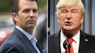 Donald Trump Jr. Tears Into Alec Baldwin