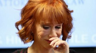 Jay Leno Brings Kathy Griffin to Tears