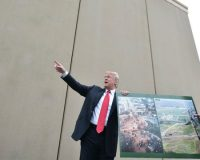 President Trump Keeps Winning: $1 Billion Authorized to Begin Building Border Wall