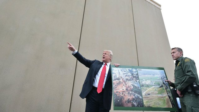 $1 Billion Authorized to Begin Building Border Wall