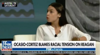 Alexandria Ocasio-Cortez Retweets Herself Defining Democratic Socialism