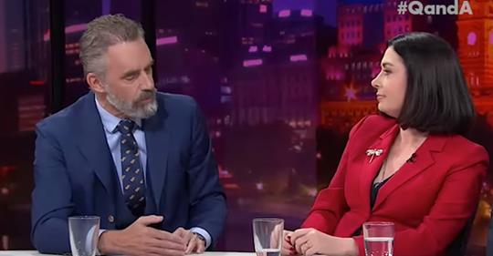 Jordan Peterson Exposes the Stupidity of Australian Feminist Politician