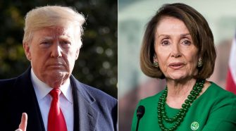 Nancy Pelosi Sets a Date to Override President Trump's Veto - March 26