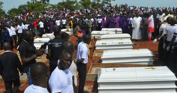 Over 50 Christians Murdered in Nigeria by Muslim