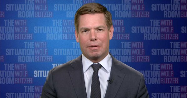 Rep. Eric Swalwell Melts Down Over Mueller Report