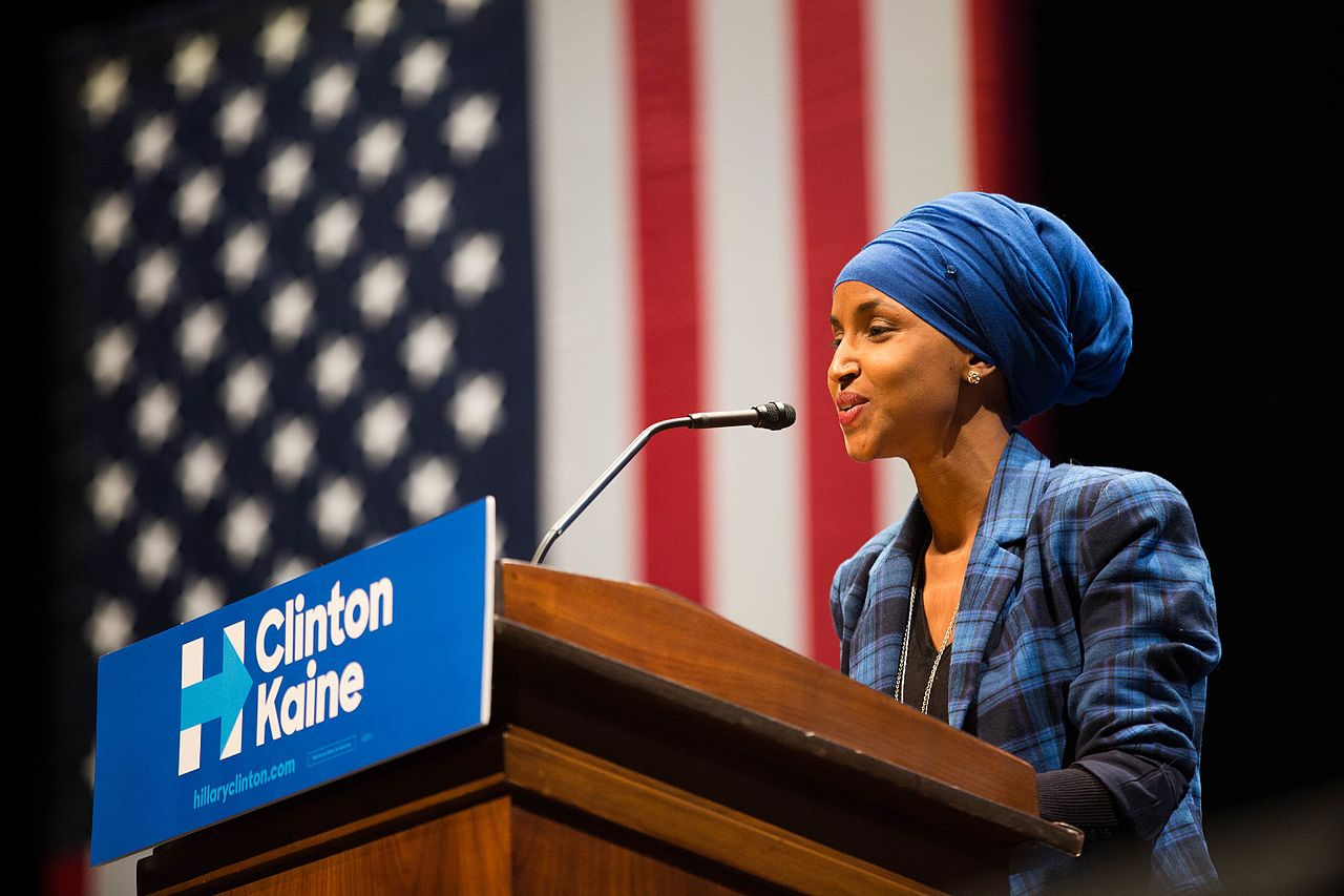 Rep. Ilhan Omar Tweets Out Audio, politico