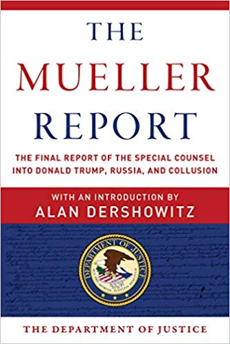 the mueller report, trump russia collusion
