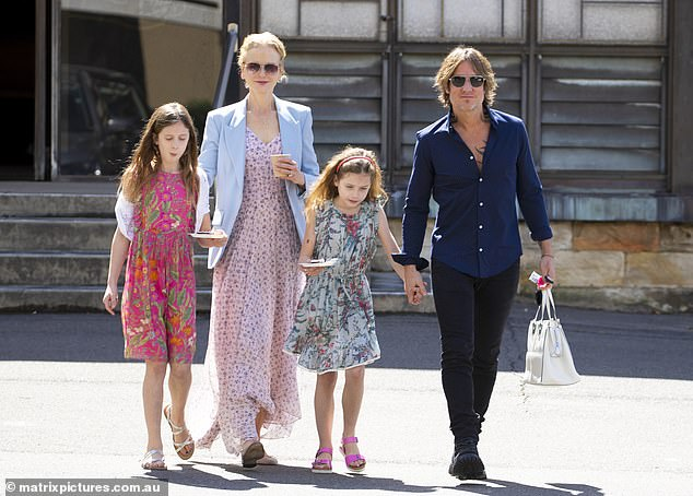 Actress Nicole Kidman Reveals She is Often Teased by Friends for Going to Church, Belief in God