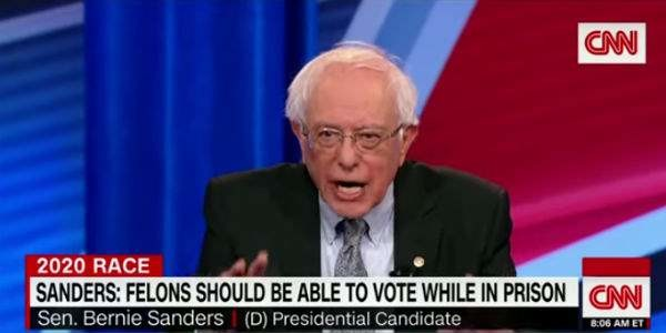 Chris Cuomo and Don Lemon Think Bernie Sanders is 'Way Out There'