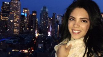 Fordham Student Died for likes, Sydney Monfries