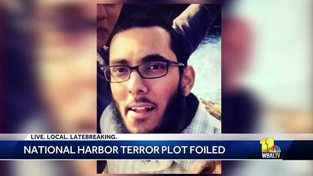 ISIS-Inspired Maryland Man Arrested