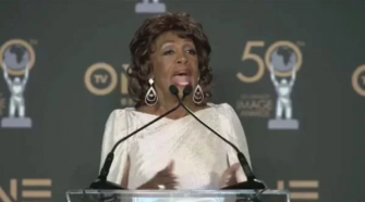 Maxine Waters Claims the Mueller Report is 3,000 to 4,000 Pages