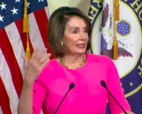 Pelosi Questions Trump's Health, Suggests 'Intervention'