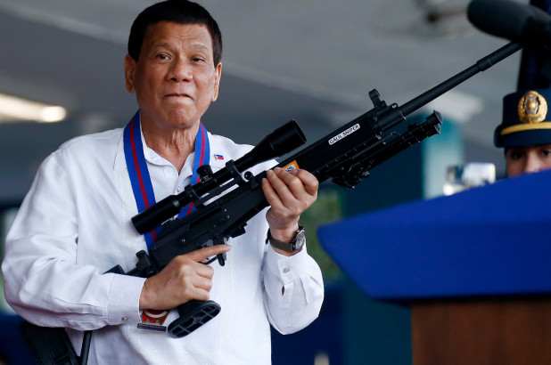 The Philippines Wants to Hand Out Free Guns