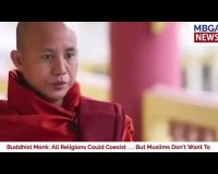 Buddhist Monk: 'All Races and Religions Could Coexist Without Muslims'