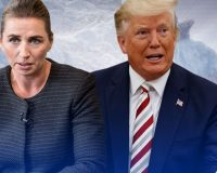 President Trump on Danish PM Mette Frederiksen: 'She Called Me!' and She is a 'Wonderful Woman'