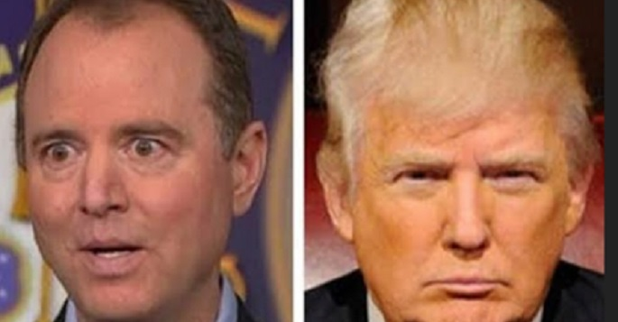 President Trump Refuses to Let Schiff Off the Hook