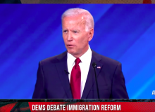 You Okay Biden? Claims to be 'Vice President' During Dem Debate