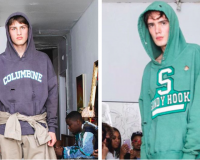 Designer Releases 'School Shooter' Hoodies, Complete with Bullet Holes