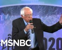 Bernie wants to Expand Asylum to 'Climate Change Victims'